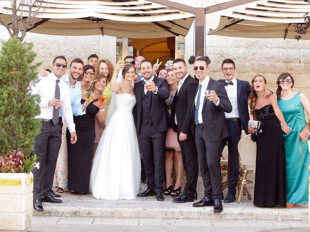Il matrimonio di Viola e Flavio a Barletta, Bari 15