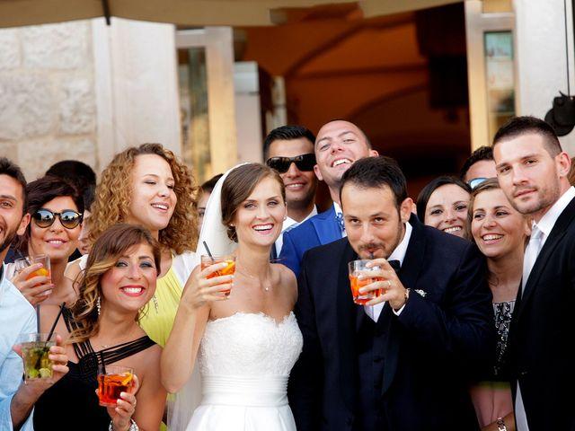 Il matrimonio di Viola e Flavio a Barletta, Bari 30