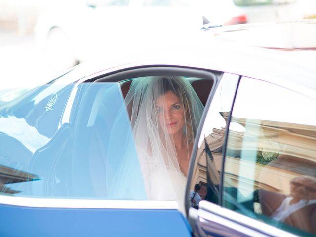 Il matrimonio di Debora e Gianmarco a Pontenure, Piacenza 15