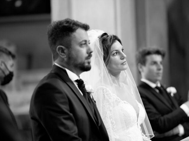 Il matrimonio di Debora e Gianmarco a Pontenure, Piacenza 18