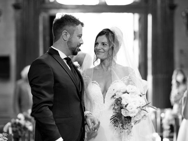 Il matrimonio di Debora e Gianmarco a Pontenure, Piacenza 20