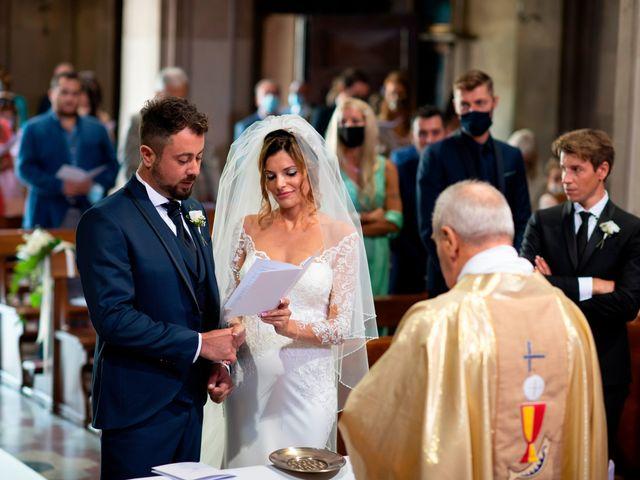 Il matrimonio di Debora e Gianmarco a Pontenure, Piacenza 21