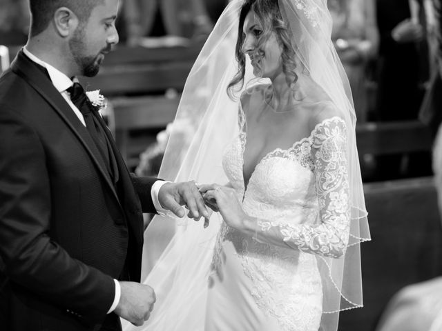 Il matrimonio di Debora e Gianmarco a Pontenure, Piacenza 22