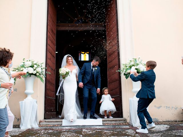 Il matrimonio di Debora e Gianmarco a Pontenure, Piacenza 23