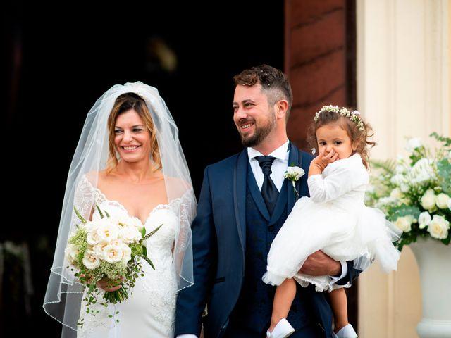Il matrimonio di Debora e Gianmarco a Pontenure, Piacenza 24