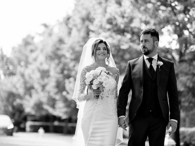 Il matrimonio di Debora e Gianmarco a Pontenure, Piacenza 25
