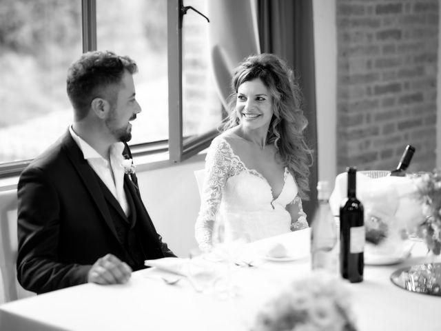 Il matrimonio di Debora e Gianmarco a Pontenure, Piacenza 33