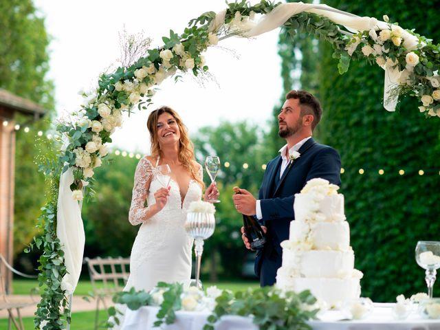 Il matrimonio di Debora e Gianmarco a Pontenure, Piacenza 2