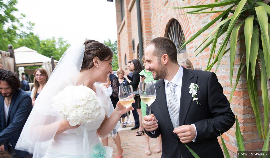 Il matrimonio di Mauro e Valentina a Bondeno, Ferrara