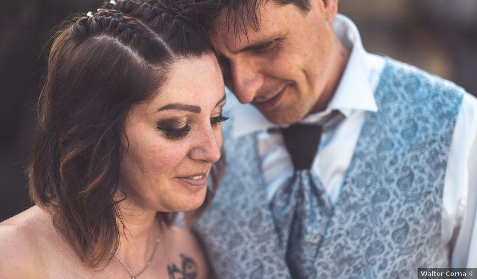 Il matrimonio di Mauro e Jessica a Brusaporto, Bergamo