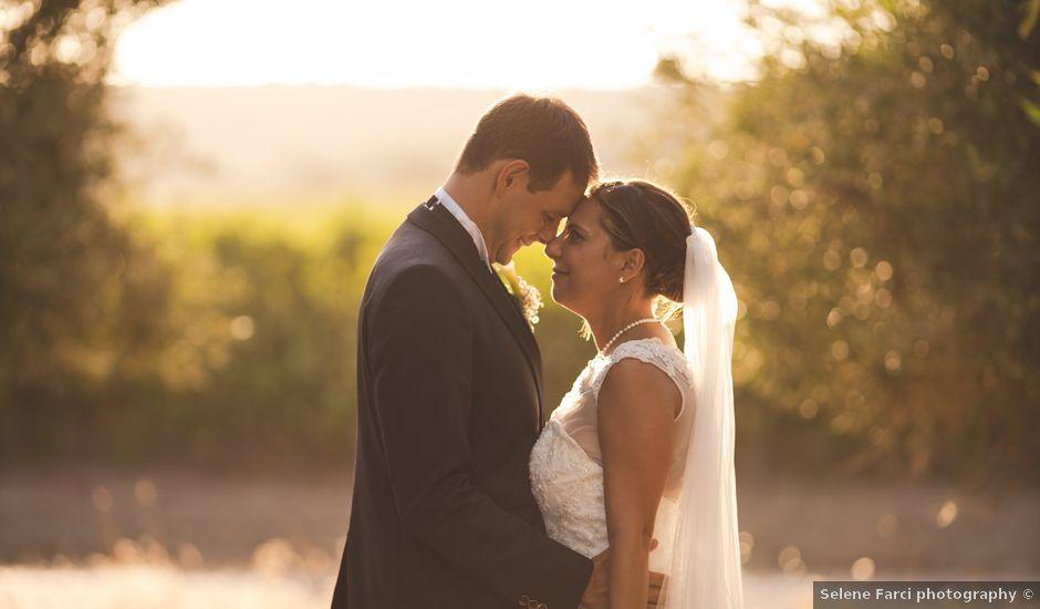 Il matrimonio di Matteo e Rita a Cagliari, Cagliari
