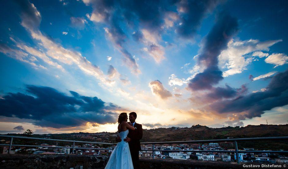 Il matrimonio di Riccado e Serena a Catania, Catania