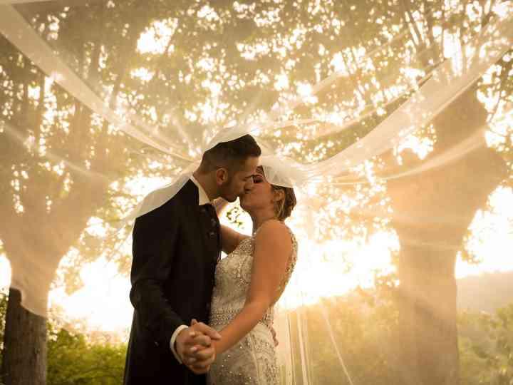 le nozze di Samanta e Danilo