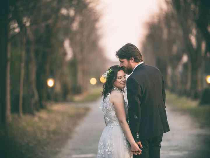 Le nozze di Giuliana e Stefano