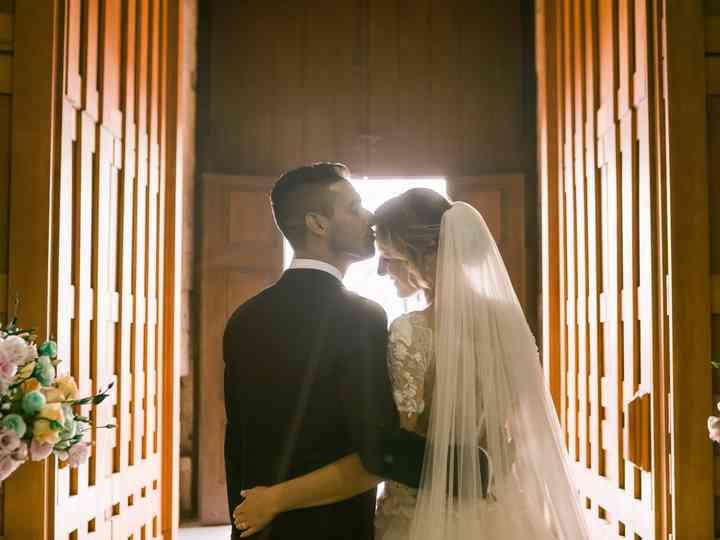 Le nozze di Serena e Gianpaolo