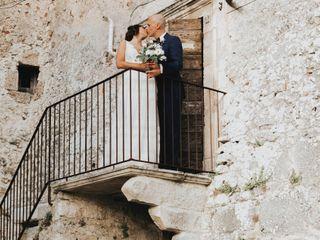 Le nozze di Alessia e David