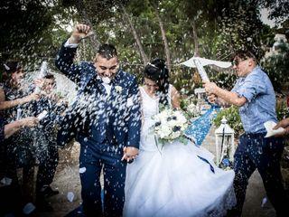 Le nozze di Camilla e Roberto