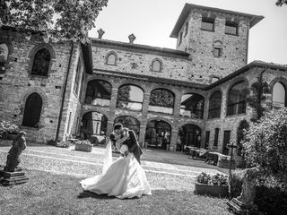 Le nozze di Gloria e Salvatore