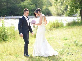 Le nozze di Graziana e Jonathan