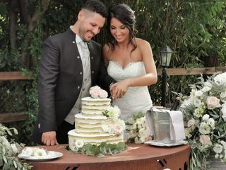 Le nozze di Eliana e Alessio
