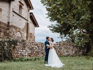 Le nozze di Sara e Franco