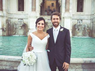 Le nozze di Flaminia e Stefano