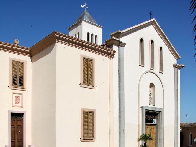 Il matrimonio di Andrea e Veronica a San Teodoro, Sassari 4