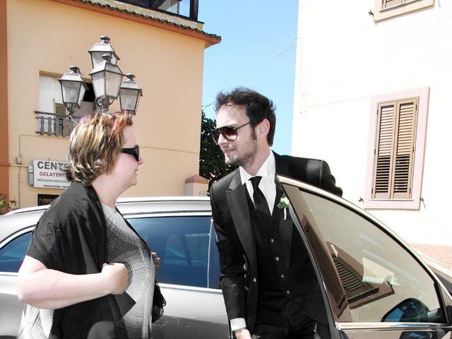 Il matrimonio di Andrea e Veronica a San Teodoro, Sassari 11