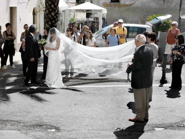 Il matrimonio di Andrea e Veronica a San Teodoro, Sassari 14