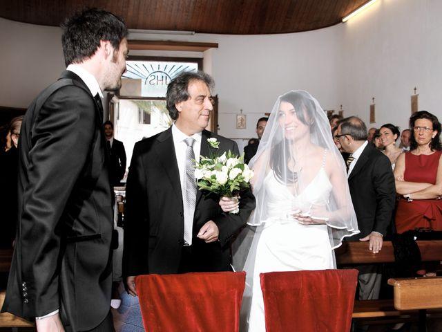 Il matrimonio di Andrea e Veronica a San Teodoro, Sassari 16