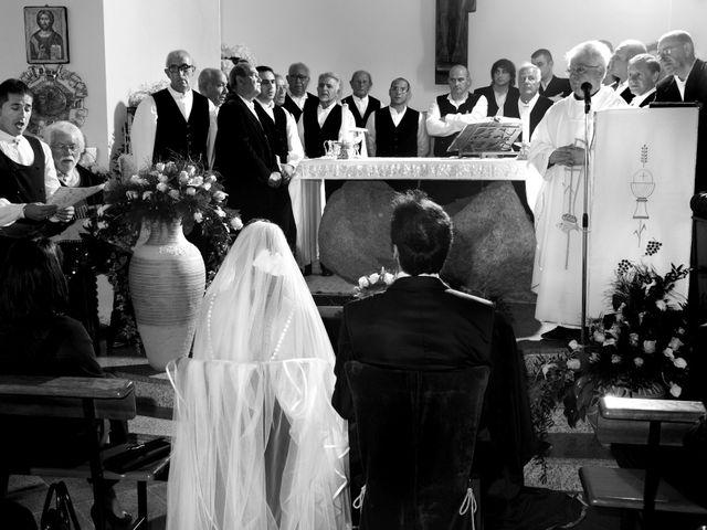 Il matrimonio di Andrea e Veronica a San Teodoro, Sassari 28