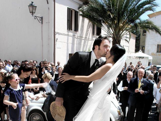 Il matrimonio di Andrea e Veronica a San Teodoro, Sassari 34