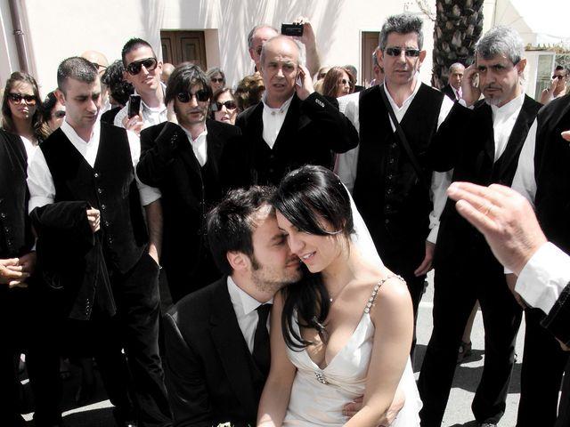 Il matrimonio di Andrea e Veronica a San Teodoro, Sassari 35