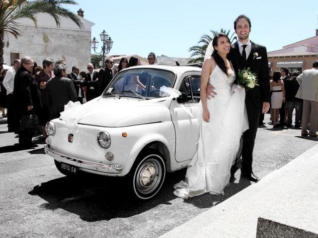 Il matrimonio di Andrea e Veronica a San Teodoro, Sassari 36