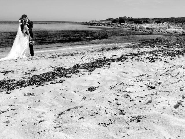 Il matrimonio di Andrea e Veronica a San Teodoro, Sassari 39