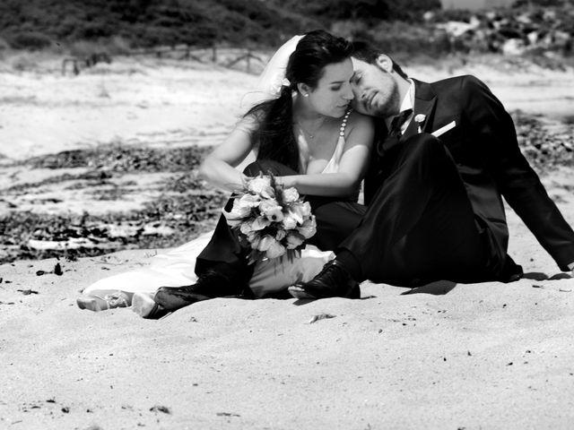 Il matrimonio di Andrea e Veronica a San Teodoro, Sassari 41