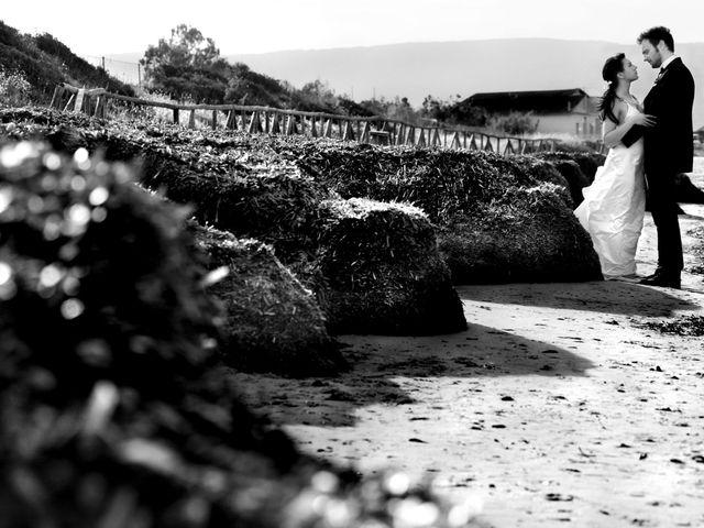 Il matrimonio di Andrea e Veronica a San Teodoro, Sassari 1