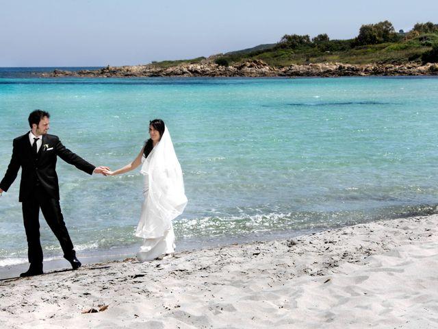 Il matrimonio di Andrea e Veronica a San Teodoro, Sassari 52