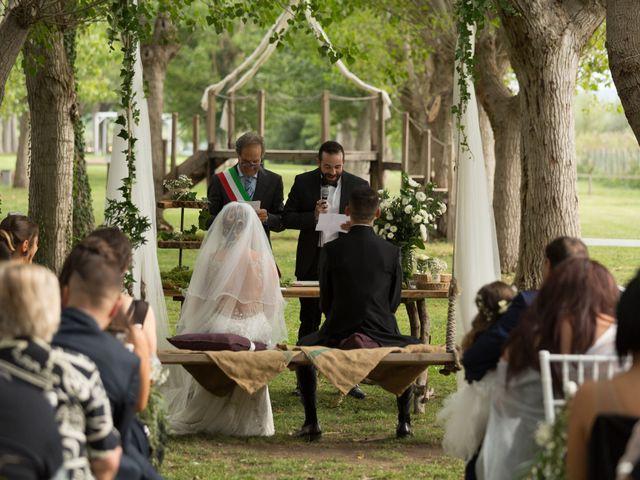 Il matrimonio di Danilo e Samanta a Trevignano, Treviso 22