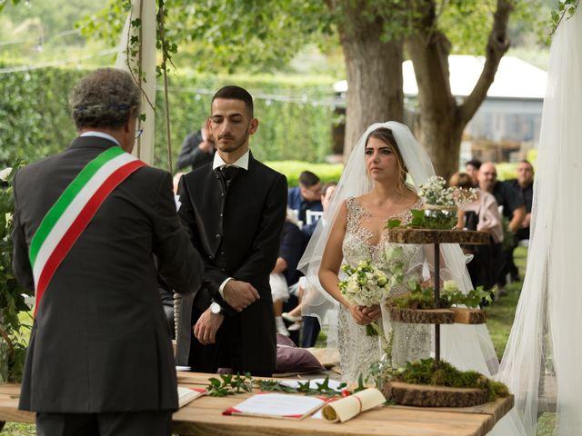 Il matrimonio di Danilo e Samanta a Trevignano, Treviso 25