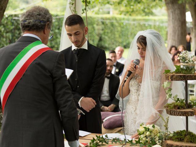 Il matrimonio di Danilo e Samanta a Trevignano, Treviso 27