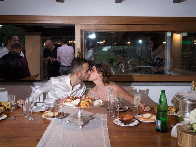 Il matrimonio di Danilo e Samanta a Trevignano, Treviso 50