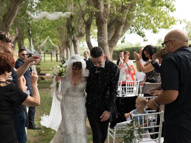 Il matrimonio di Danilo e Samanta a Trevignano, Treviso 142