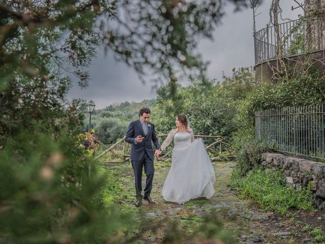 le nozze di Rosamaria e Antonio