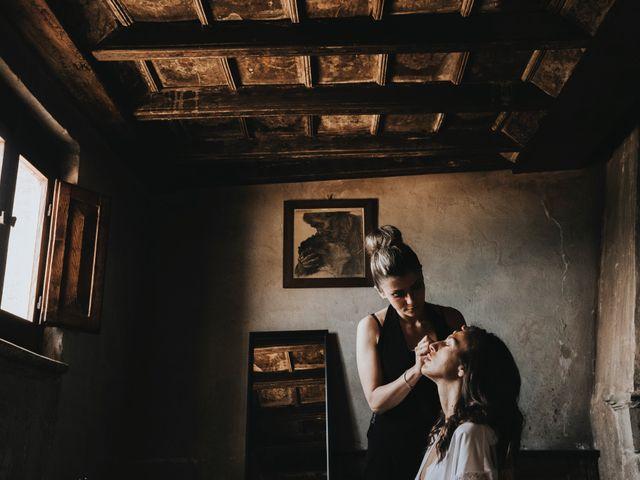 Il matrimonio di David e Alessia a Santo Stefano di Sessanio, L'Aquila 2