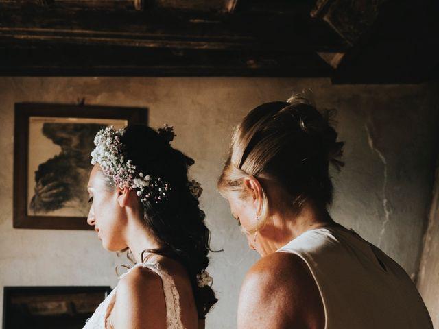 Il matrimonio di David e Alessia a Santo Stefano di Sessanio, L'Aquila 6