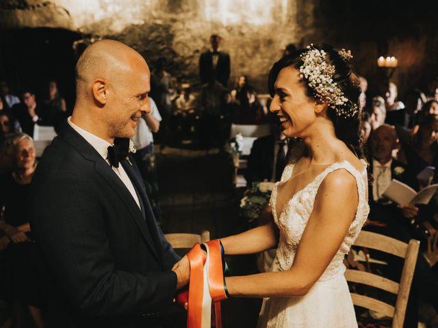 Il matrimonio di David e Alessia a Santo Stefano di Sessanio, L'Aquila 16