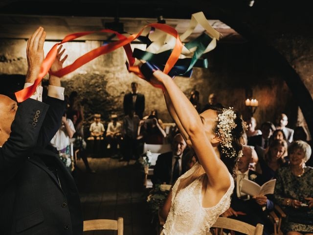 Il matrimonio di David e Alessia a Santo Stefano di Sessanio, L'Aquila 17