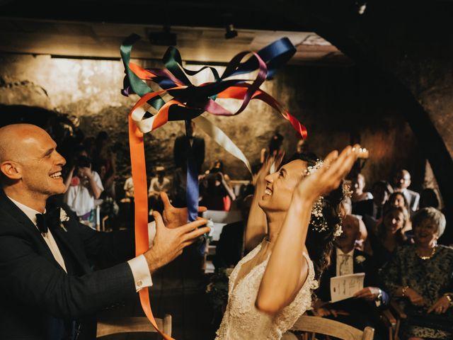 Il matrimonio di David e Alessia a Santo Stefano di Sessanio, L'Aquila 18