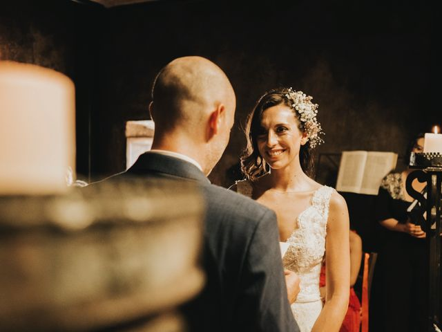 Il matrimonio di David e Alessia a Santo Stefano di Sessanio, L'Aquila 19
